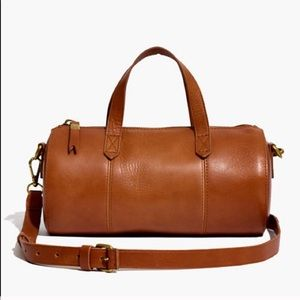 Madewell the transport duffle